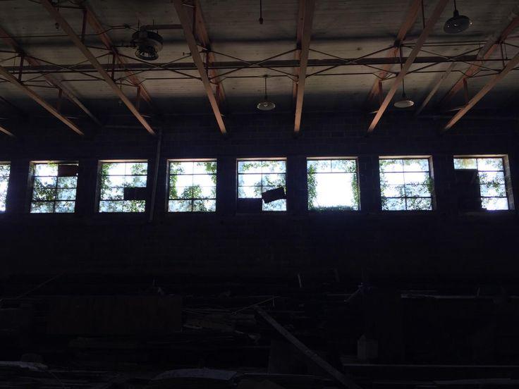 Abandoned gymnasium - Northern Iowa [OC] [1280x960]