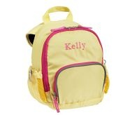 PBK preschool backpack - i like it for many reasons ;)