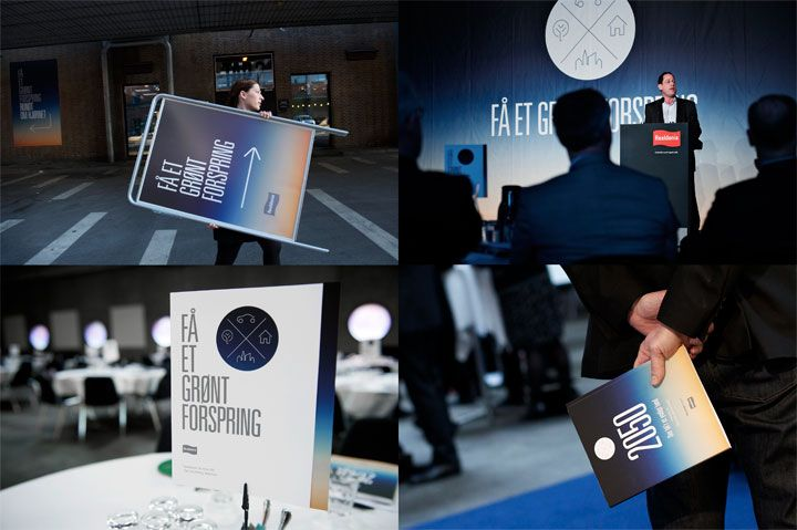 Designti - Designit is behind the award winning visual identity of Realdania Debate and Monday Morning's extensive publication '2050 - Something's Green in the State of Denmark' as well as the summit 'One Green Step Ahead of the Rest'.