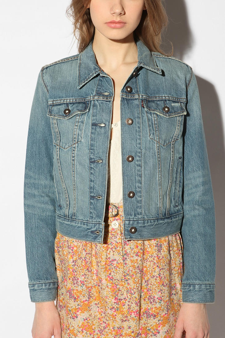 Pond?-Levi's Classic Trucker Jacket