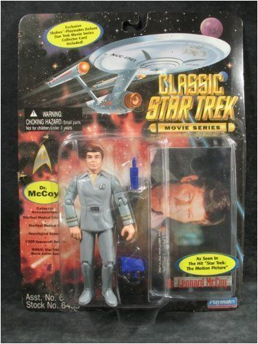 Star Trek The Motion Picture Dr McCoy @ niftywarehouse.com #NiftyWarehouse #StarTrek #Trekkie #Geek #Nerd #Products