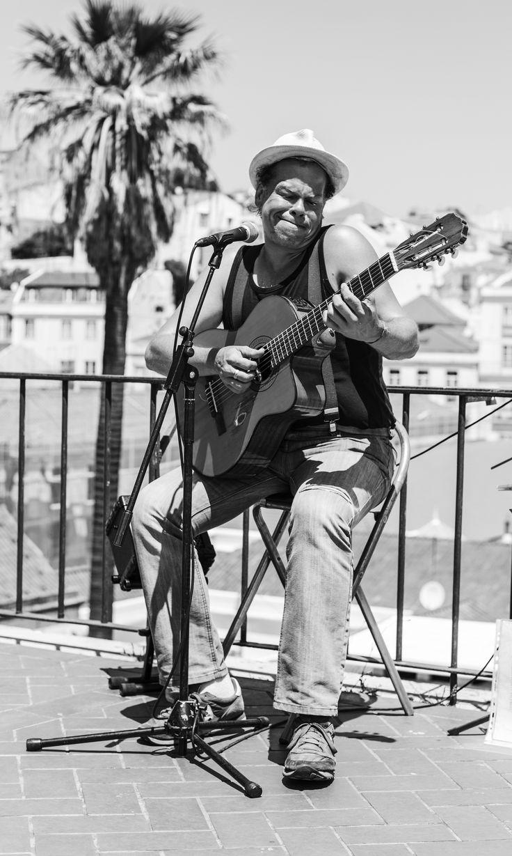 The Alfama Singer, Lisboa