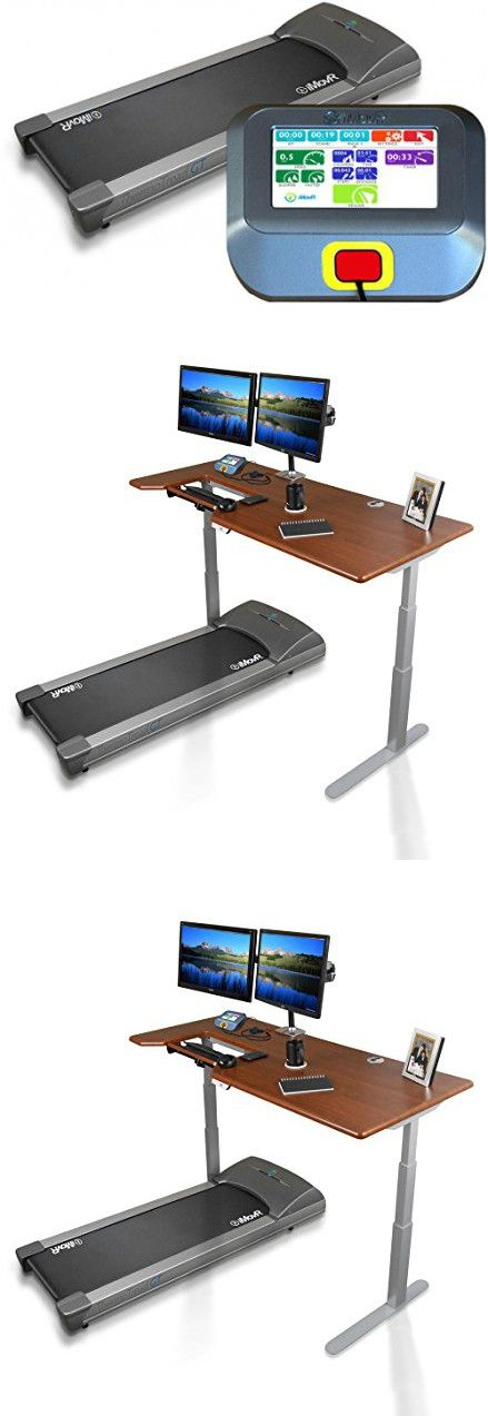IMovR ThermoTread GT Desk Treadmill Measures Walking, Standing, & Sitting Time, Calories Burned, Steps and More. Best Treadmill for Offices. Energize yourself, focus better, lose weight & be healthy