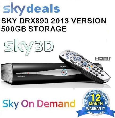 Sky+ Sky Plus HD Box Amstrad DXR890 250GB Personal Storage (2011 Slimline Version) - WORLDWIDE SHIPPING has been published at http://www.discounted-home-cinema-tv-video.co.uk/sky-sky-plus-hd-box-amstrad-dxr890-250gb-personal-storage-2011-slimline-version-worldwide-shipping/