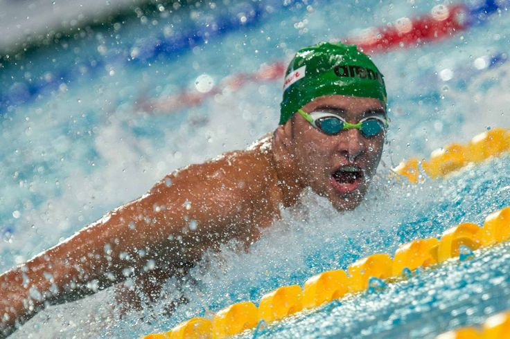 WATCH: Race Videos From The 2016 FINA World Cup in Dubai