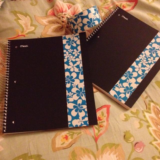 Decorated Notebooks Jerusalem House