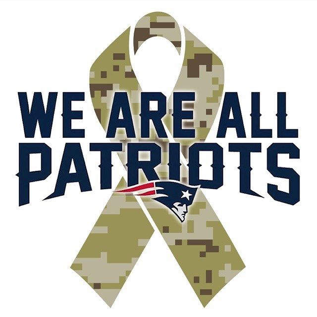 WE ARE ALL PATRIOTS.