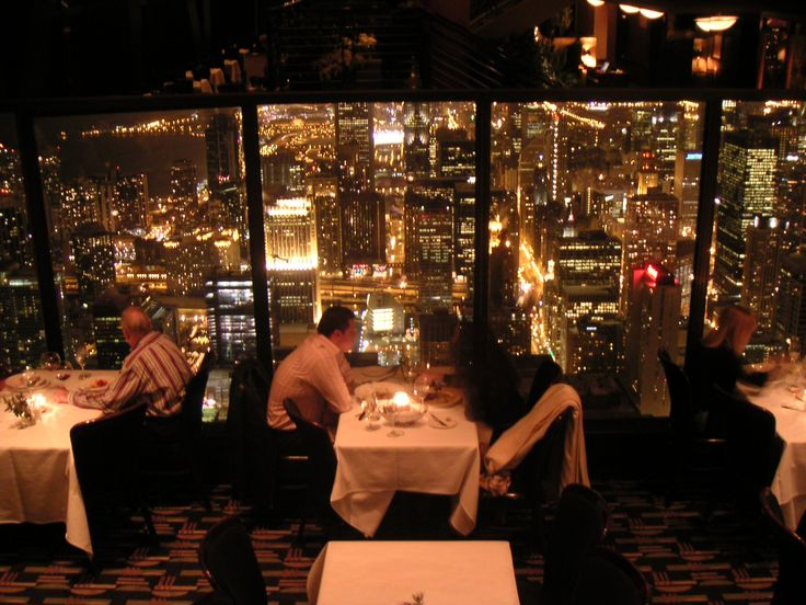 Perfect Paul Took Me To The 95th Floor Restaurant Back When We Were Dating! |  Chicago | Pinterest | Chicago, John Hancock Andu2026