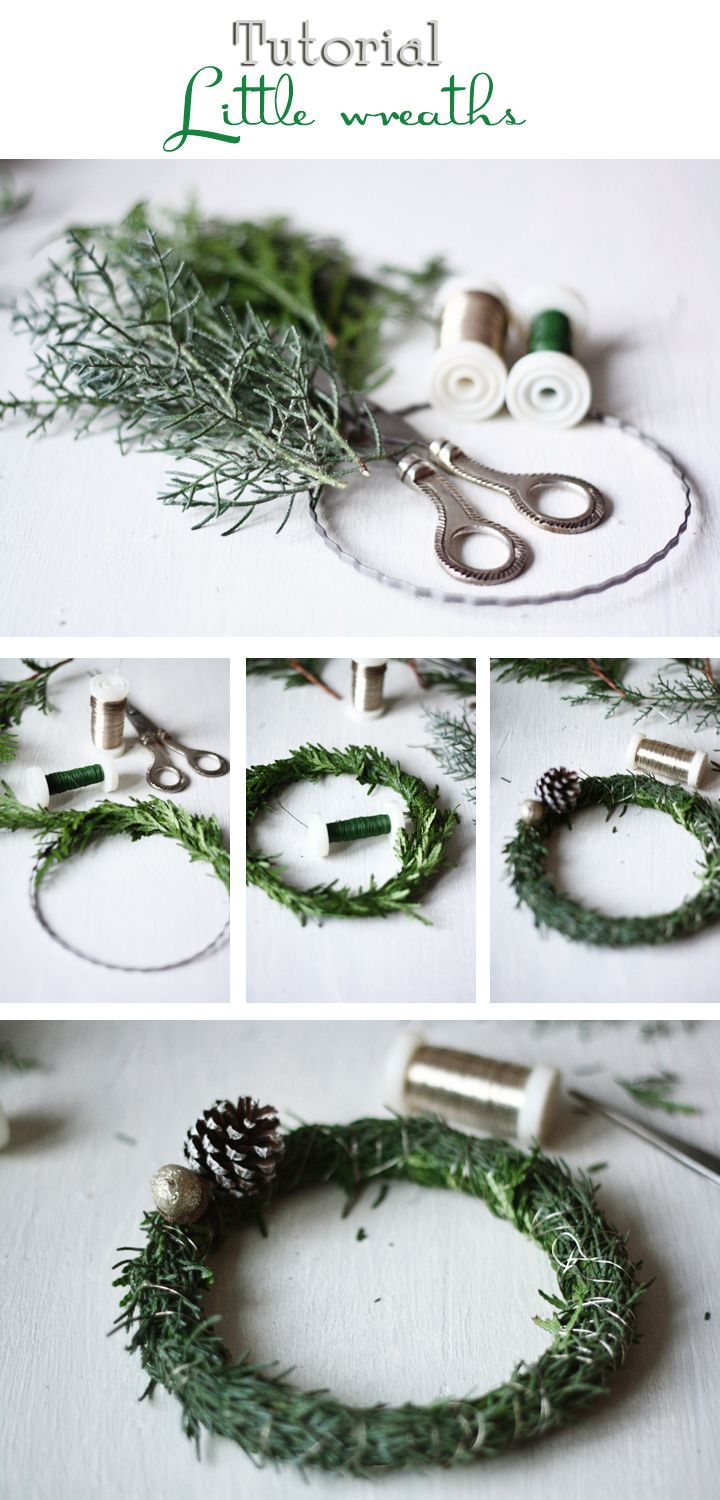 Wreaths - not just for Christmas...