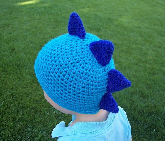 Mütze Dino Gehäkelt Häkelideen Pinterest Crochet