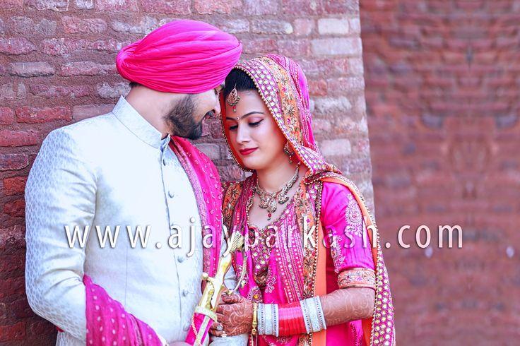 Wedding Portrait by Ajay Parkash on 500px