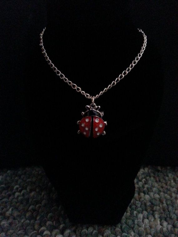 The Lady Beetle by FussandFinery on Etsy
