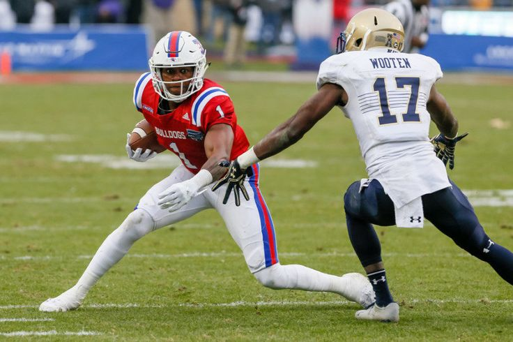 Louisiana Tech wideout Carlos Henderson declares for draft = Carlos Henderson doesn't have much more to prove statistically after what the Louisiana Tech wide receiver displayed during his redshirt-junior season in 2016. As a result, the fourth-year player will…..
