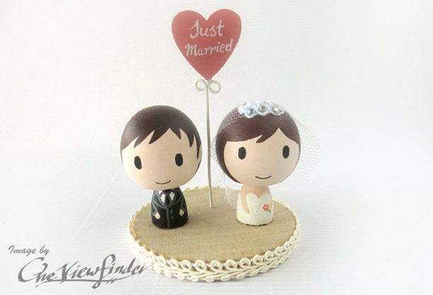 Etsy.com, Cake Toppers, Wedding Accessories, Cake Accessories, Cake Embellishments, Wedding Cakes, Bride and Groom Cake Topper