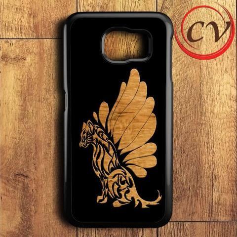 Cat Aztec Samsung Galaxy S6 Case