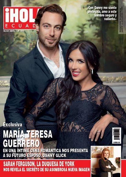Hola! Magazine [Ecuador] (2 April 2014) SARAH FERGUSON
