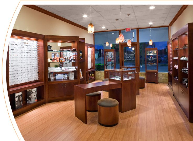 Concord Optical Furniture Line : Illusion Optical Displays ...