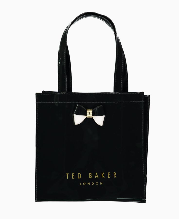 Ted Baker - Colourblock Bow Small Icon Bag - This little candy in my collection, yes!