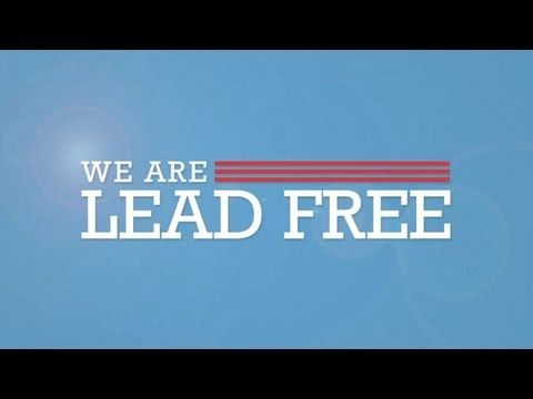 We Are Lead Free