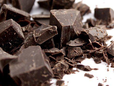 Tmava cokolada = antioxidanty