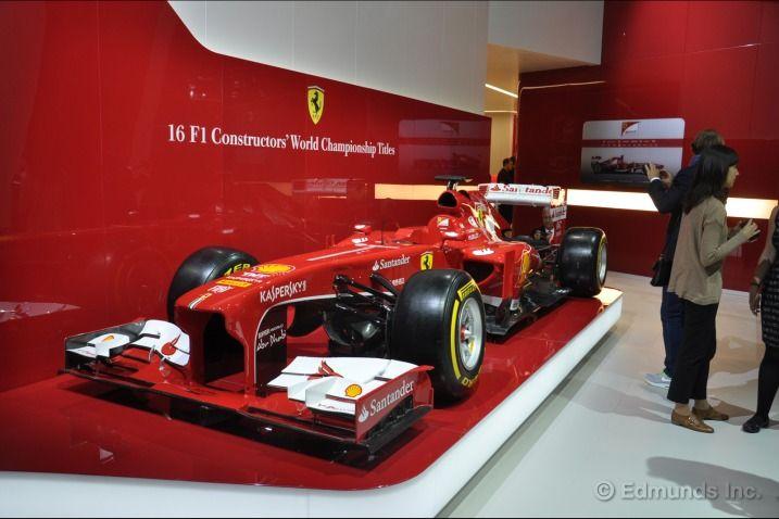 2013 Frankfurt Auto Show