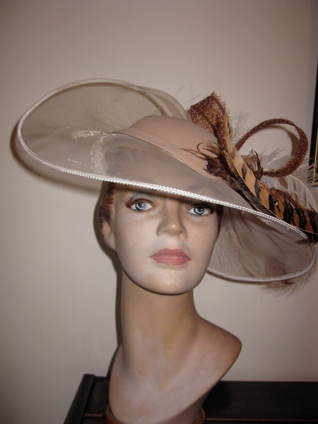 Hat Academy Lesson 17 Buckram Crowns Learn How To
