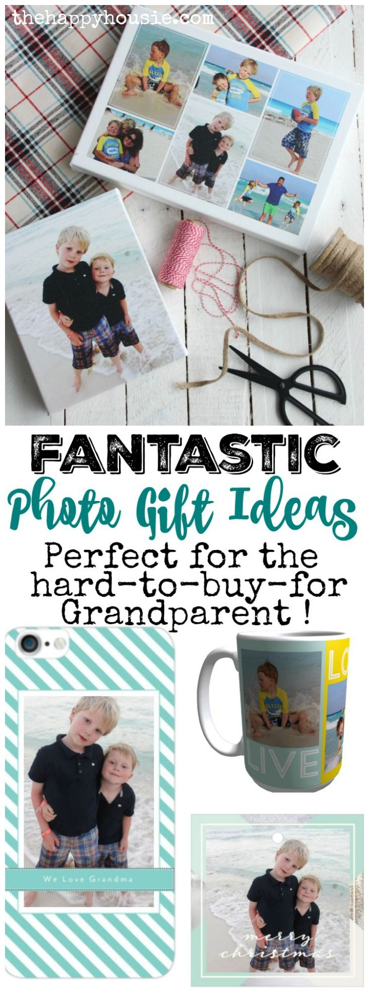 Fantastic Photo Gift Ideas Perfect For The Hard To Buy Grandparent Or Mom