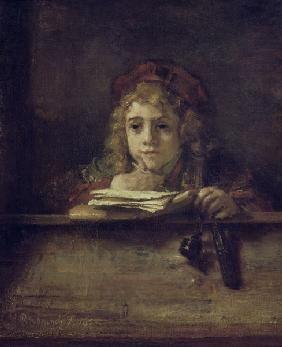 Rembrandt Harmenszoon van Rijn  Titus