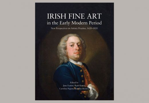 A new book on Irish art in the early modern period includes excellent texts by non-national authors that finally place Irish artists in a European context