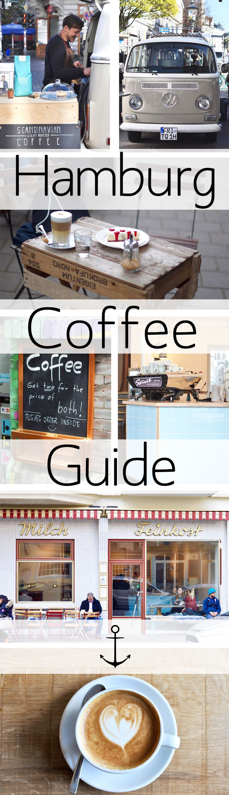 Hamburg ultimate Coffee Guide