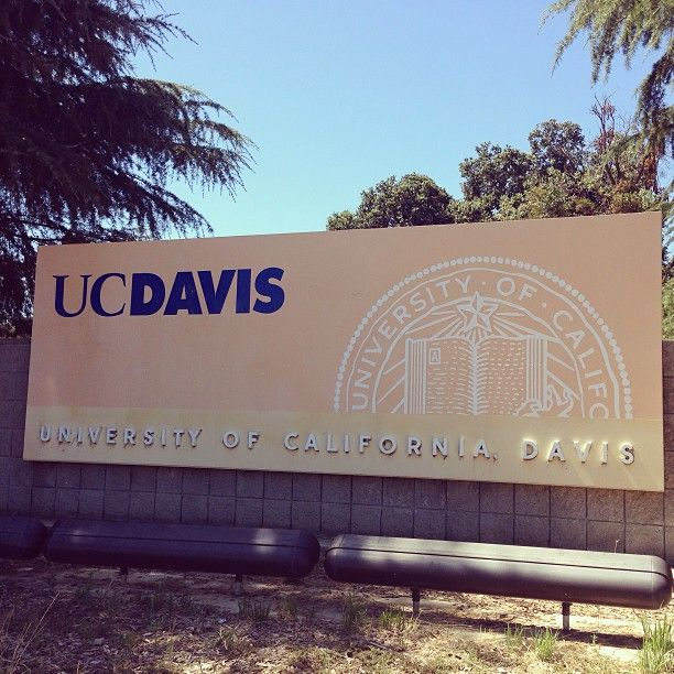University of California, Davis in Davis, California