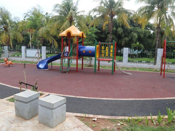 Fasilitas arena bermain anak
