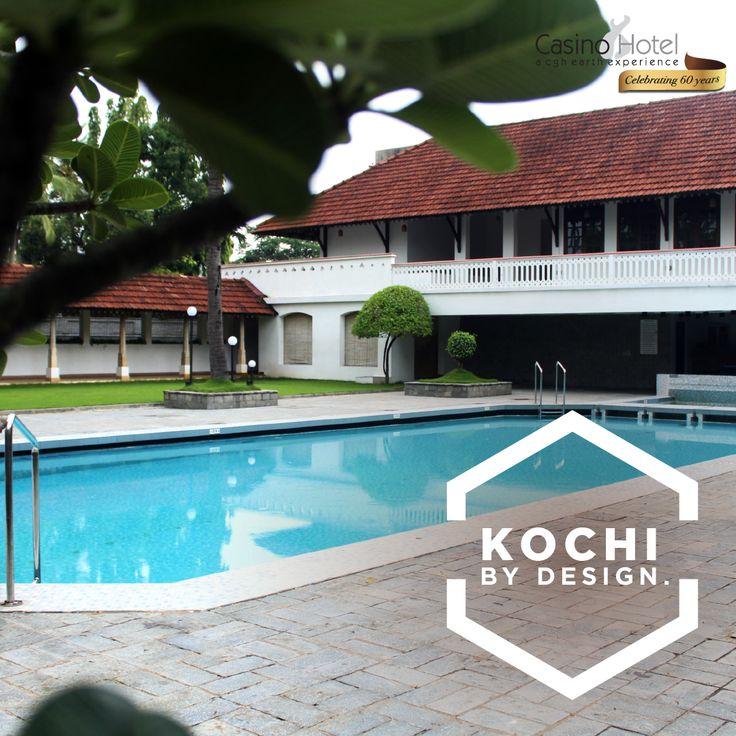 Casino Hotel in Kochi, Kerala, India.
