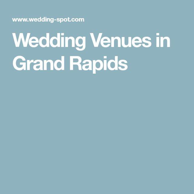 Wedding Reception Venues In Michigan