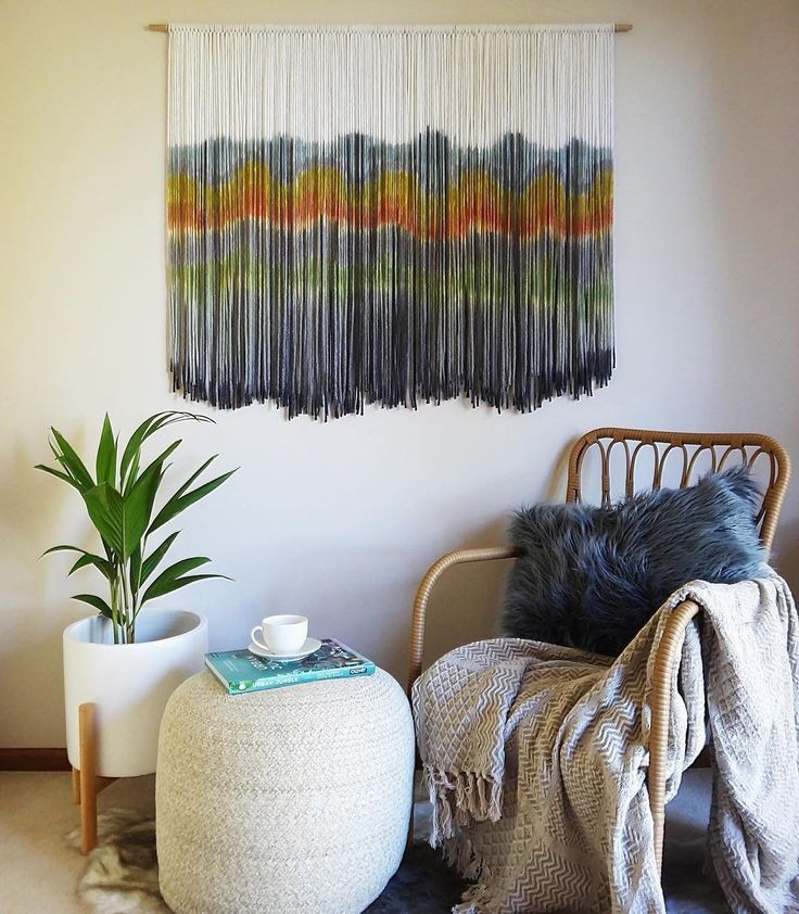 """""""MIRAGE Large Abstract Tapestry"""" by Krissy Carmichael. Paintings for Sale. Bluethumb - Online Art Gallery"""