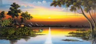 muy bello  el paisaje :D