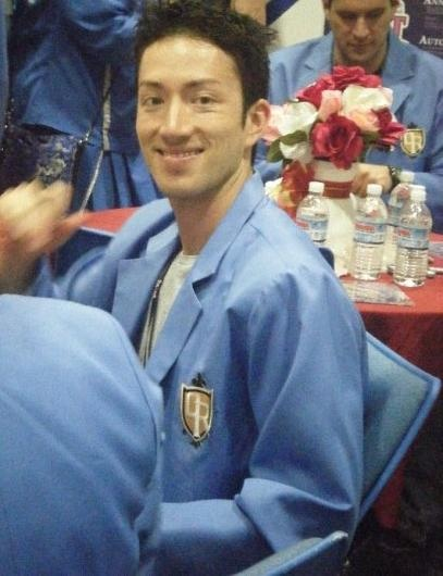 Todd Haberkorn ~~ Who deserves one of those collages of his characters, you know?