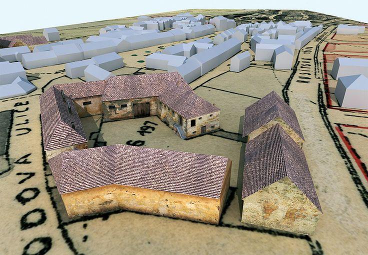 Louny-rekonstrukce Žateckého předměstí
