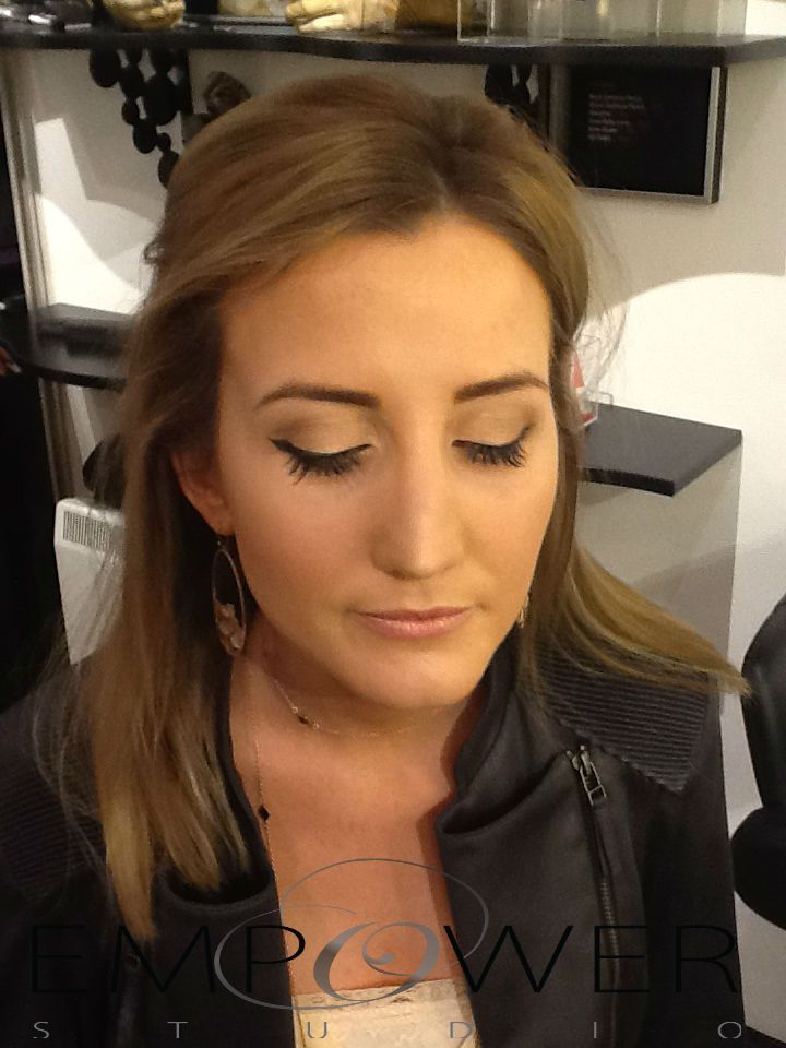 Elegant makeup! www.empowerstudio.ie #makeup #beauty