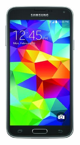 Samsung Galaxy S5, Black 16GB (Verizon Wireless), 2016 Amazon Top Rated Carrier Cell Phones  #Wireless
