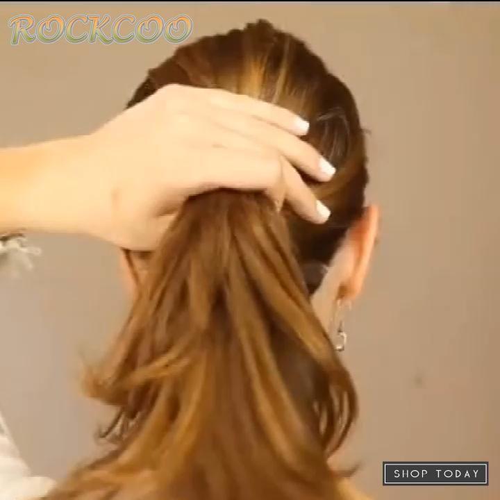 Magic Elastic Hair Comb(1pcs)