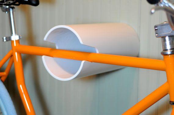 wall bike hanger UNPAINTED by DoerflerDesigns