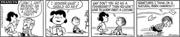 November 26, 1958 Natural-born humorist!
