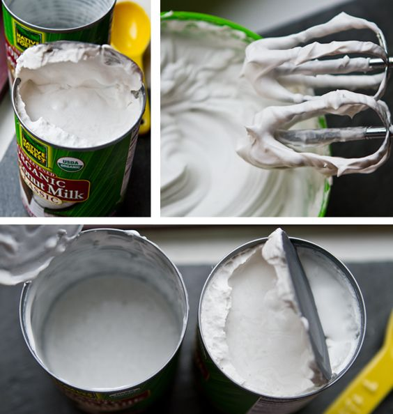 how to make whipped cream without milk