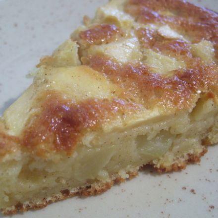Gâteau aux pommes moelleux Plus
