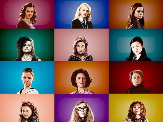 *SG* Which Female Harry Potter Character Are You? - Molly Weasley :-)