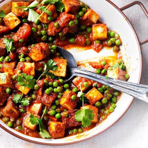 Best ever vegetarian curry recipes
