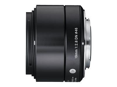 Sigma Art - Vidvinkel objektiv - 19 mm - f/2.8 DN - Sony E-mount | Computersalg.dk : Alt inden for bærbare, computere, tablets, ipad, grafikkort, servere, kamera, gopro, gps, print, iphone. Altid de rigtige priser!