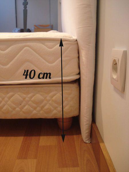 Best 25 tete de lit maison ideas on pinterest t te de - Tete de lit diy ...