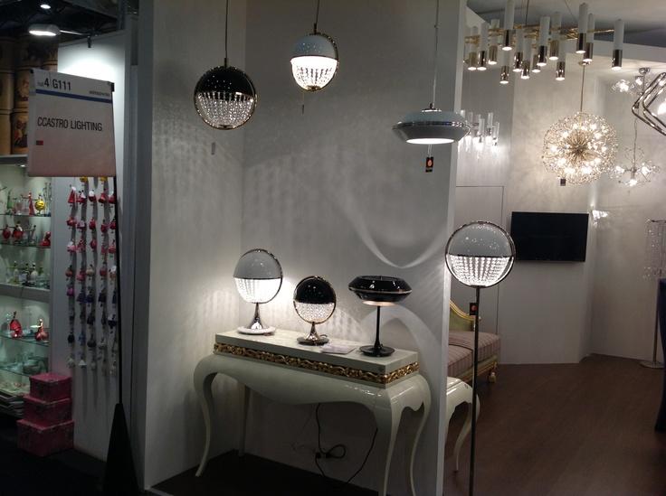 Castro Lighting at Maison & Objet - Paris 2013